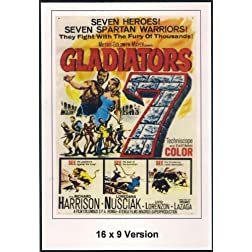 Gladiators Seven Threatical Widescreen