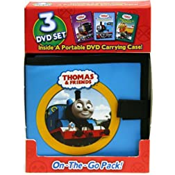 Thomas & Friends: On-The-Go Pack (Three Disc Set)