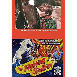 The Red Stallion / The Fighting Stallion