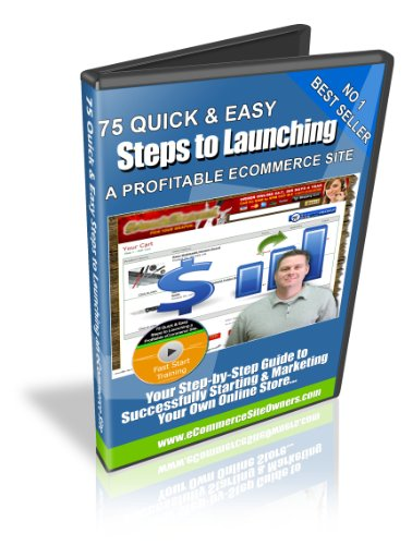 75 Quick & Easy Steps to Launching a Profitable Online eCommerce Store
