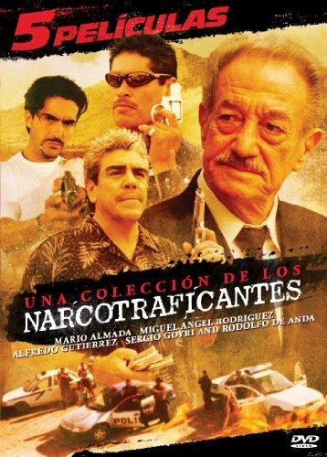 Una Colección de los Narcotraficantes 5 películas