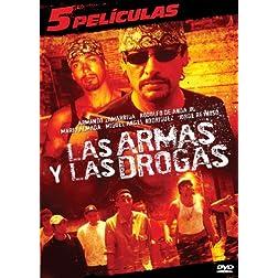 Las Armas y Las Drogas 5 películas