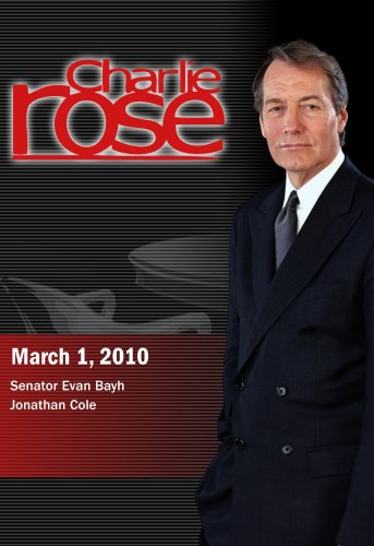 Charlie Rose (March 1, 2010)