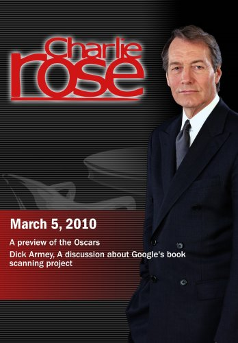 Charlie Rose - A look at the film 'Green Zone' (March 8, 2010)