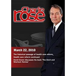 Charlie Rose (March 22, 2010)