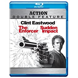 The Enforcer / Sudden Impact (Action Double Feature) [Blu-ray]