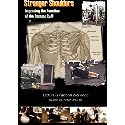 Stronger Shoulders - Improving the Function of the Rotator Cuff