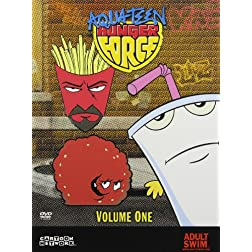 Aqua Teen Hunger Force 1-7 (14pc) (Std Sub Dol)