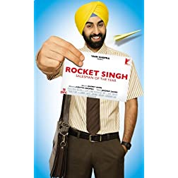 Rocket Singh - Salesman Of The Year (Indian Cinema / Hindi Film / Bollywood Movie Blu-ray Disc) [Blu-ray]