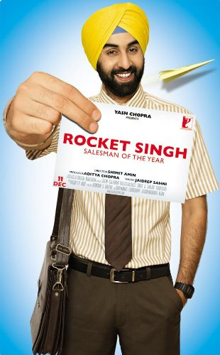 Rocket Singh - Salesman Of The Year (Indian Cinema / Hindi Film / Bollywood Movie Blu-ray Disc) [Blu-ray]