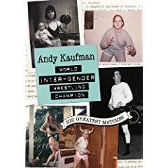 Andy Kaufman World Inter-Gender Champion