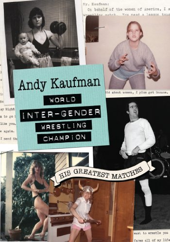 Andy Kaufman World Inter-Gender Champion