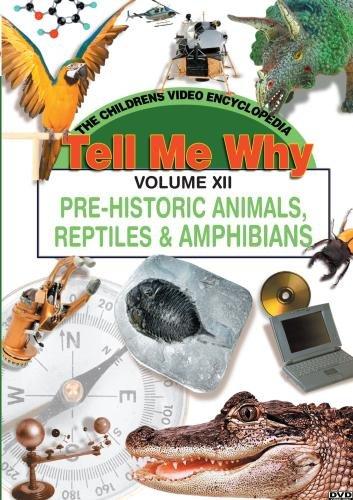 PREHISTORIC ANIMALS & REPTILES