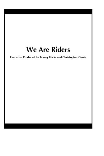 We Are Riders