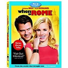 When in Rome [Blu-ray]