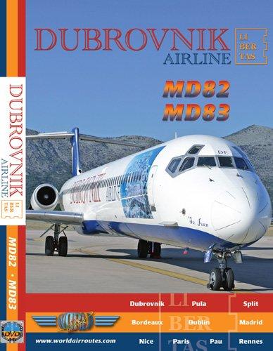 Dubrovnik Airline Douglas MD80