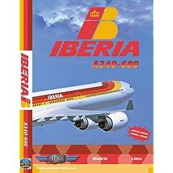 Iberia Airbus A340-600