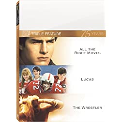 All The Right Moves/Lucas/The Wrestler