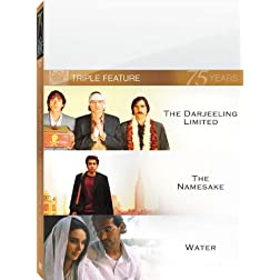 The Darjeeling Limited/The Namesake/Water