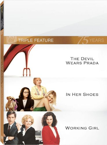 The Devil Wears Prada/In Her Shoes/Working Girl