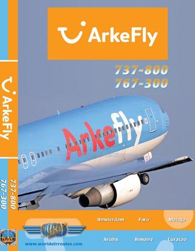 Arkefly Boeing 767-300 & Boeing 737-800