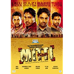 Mitti (New Punjabi Film / Indian Cinema DVD)
