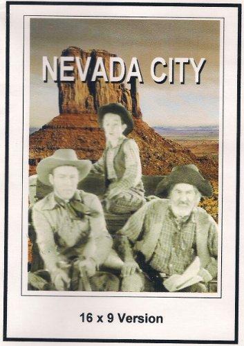 Nevada City; 16x9 Widescreen TV/