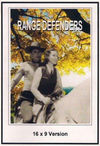 Range Defenders: 16x9 Widescreen TV.