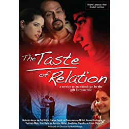 The Taste of Relation