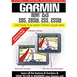 Garmin Getting the Most From Your GPS: NUVI 2x5, 205, 205W, 255, 255W
