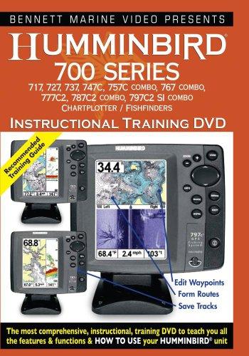 Hummingbird Instructional Training DVD: 700 Series