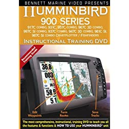 Hummingbird Instructional Training Series DVD: 900 Series