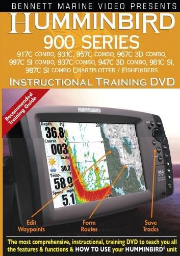 Hummingbird Instructional Training Series DVD: 900 Series