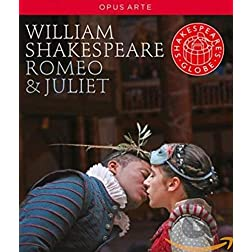 Shakespeare: Romeo & Juliet [Blu-ray]