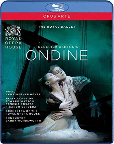 Hans Werner Henze: Ondine - featuring the Royal Ballet [Blu-ray]