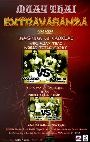 Muay Thai Extravaganza 2010