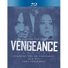 Vengeance Trilogy (Sympathy for Mr. Vengeance/Oldboy/Lady Vengeance) [Blu-ray]