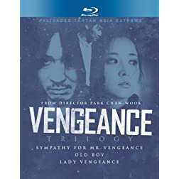 Vengeance Trilogy (Sympathy for Mr. Vengeance/Oldboy/Lady Vengeance) [Blu-ray]