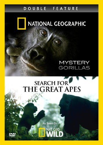Mystery Gorillas & Search for Great the Apes
