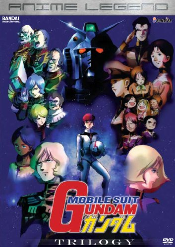 Mobile Suit Gundam Trilogy Anime Legends