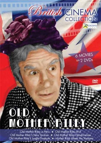 British Cinema Collection: Old Mother Riley (2pc)