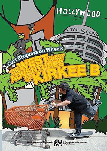 Curt Bizquera on Wheels: West Coast Advts Kirlee B