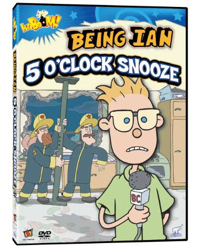 Being Ian: 5 O'Clock Snooze