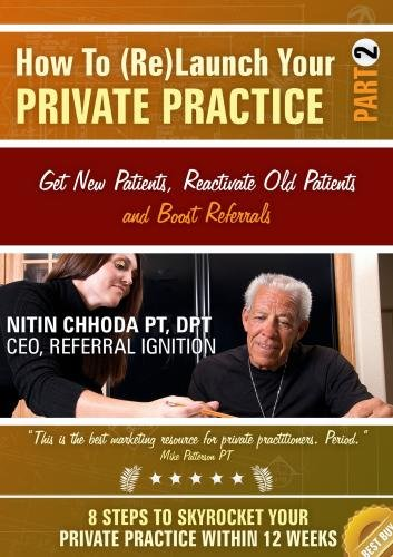 How To (Re)Launch Your Private Practice - Part 2