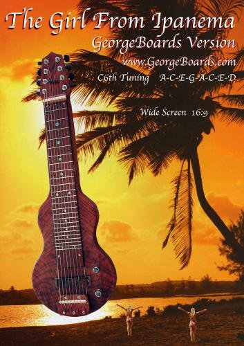GeorgeBoards version of The Girl From Ipanema