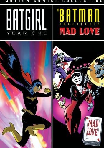 Batgirl: Year One Motion Comics / Batman Adv:Mad Love (Motion Comics)