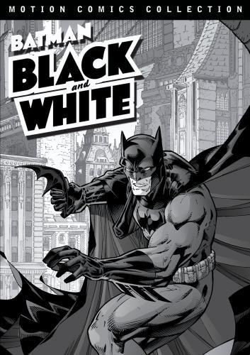 Batman B & W Comics: Col1 / Col2