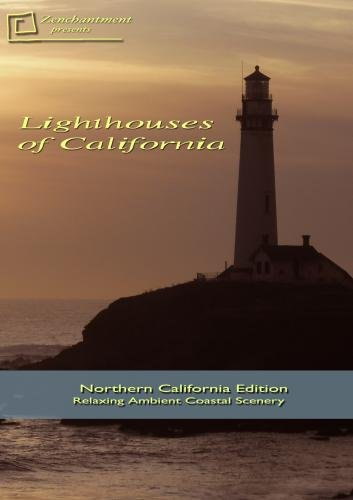 Lighthouses of California- Relaxation DVD