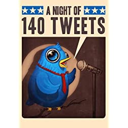 A NIGHT OF 140 TWEETS: A Celebrity Tweetathon For Haiti (An Amazon.com Exclusive)