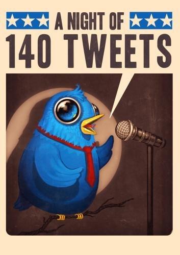 A Night of 140 Tweets: A Celebrity Tweetathon for Haiti (Amazon.com Exclusive)